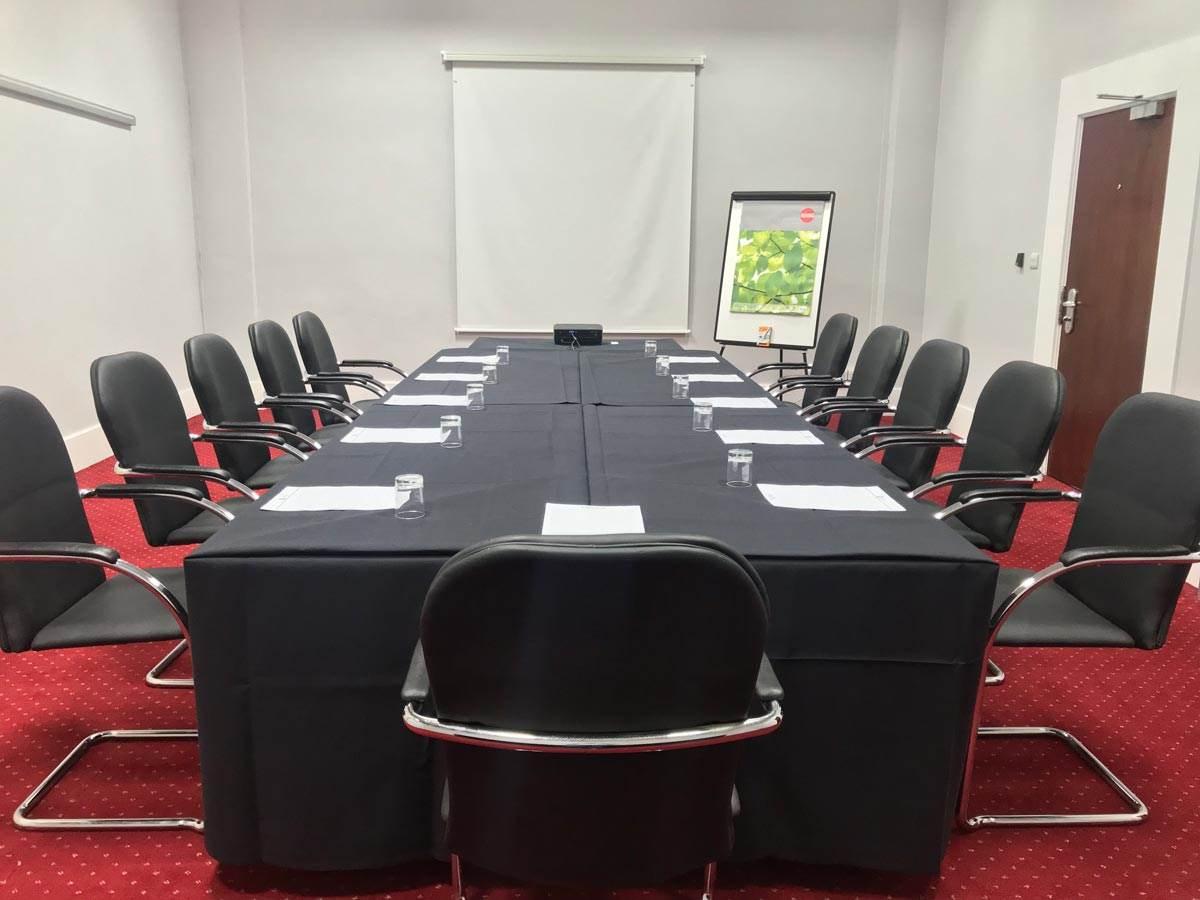 Omega Suite Boardroom