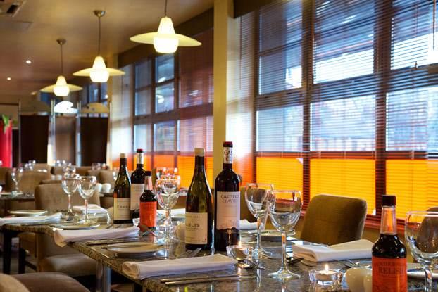 Sheffield Metropolitan Restaurant