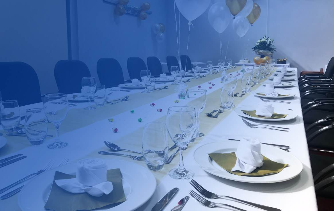 Sheffield Metropolitan Hotel Private Dining